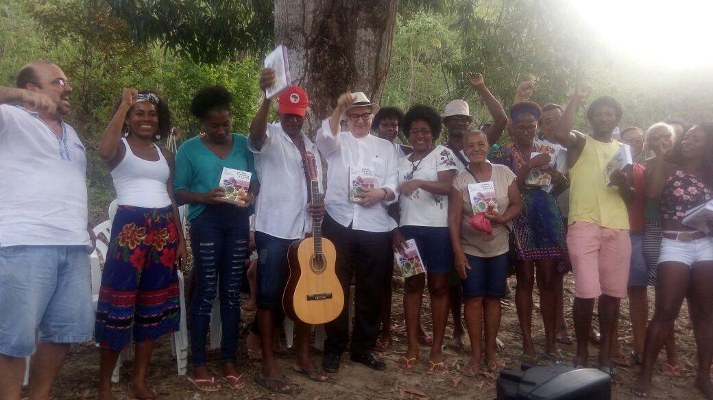 Boaventura de Sousa Santos em Ilha de Maré