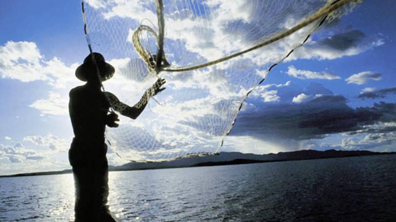 Pescador - arquivo