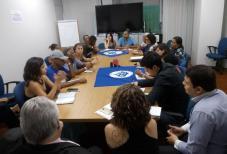 Reunião do MPP com a SPU