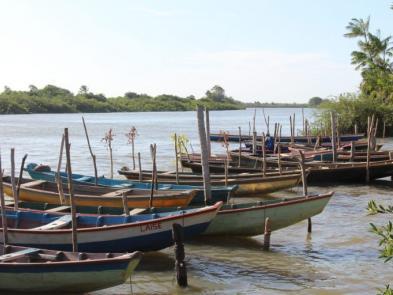 Petróleo chega ao Porto dos Tatua PI e prejudica marisqueiras