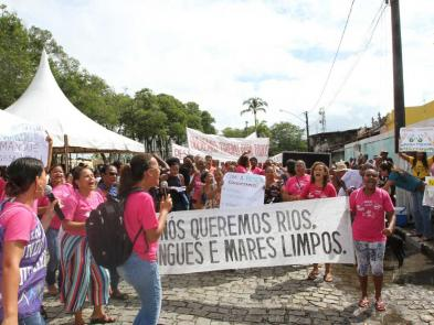 Ato público dos extrativistas