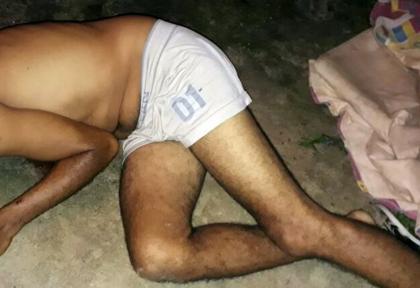 Vítima de assassinato em Bacarena