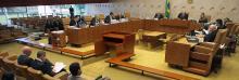 Supremo Tribunal Federal - Crédito: Agência Brasil