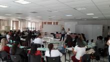 Oficina de formação em SUS no Paraná