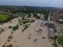 Barragem se rompe em Paragominas (PA)
