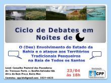 Ciclo de Debates em Noites de Lua