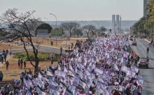 Marcha das Margaridas 2019 | Foto: Andressa Zumpano